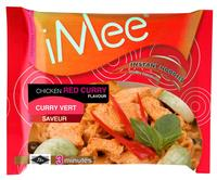 iMee Premium Instant Noodles : Chicken Red Curry