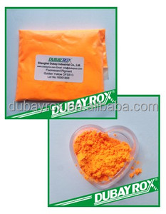 Lightful Fluorescent Golden Yellow Pigments for Sale