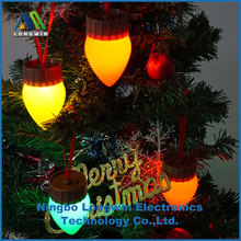 LED light, Christmas tree hanging decoration lamp