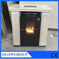modern design insert wood pellet stove/insert pellet fireplace insert
