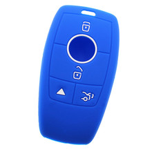 smart remote key case for mercedes benz | silicone remote key case