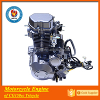 Double Cool Zongshen Motorcycle Spare Parts 200cc engine