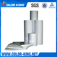 sublimation heat transfer paper dye sublimation paper roll suitable for ink jet printing