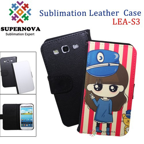 For Printed Samsung Galaxy S3 Flip Leather Phone Case