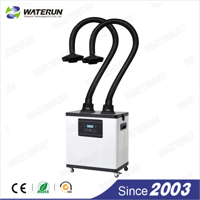 beauty salon nail dust extractor