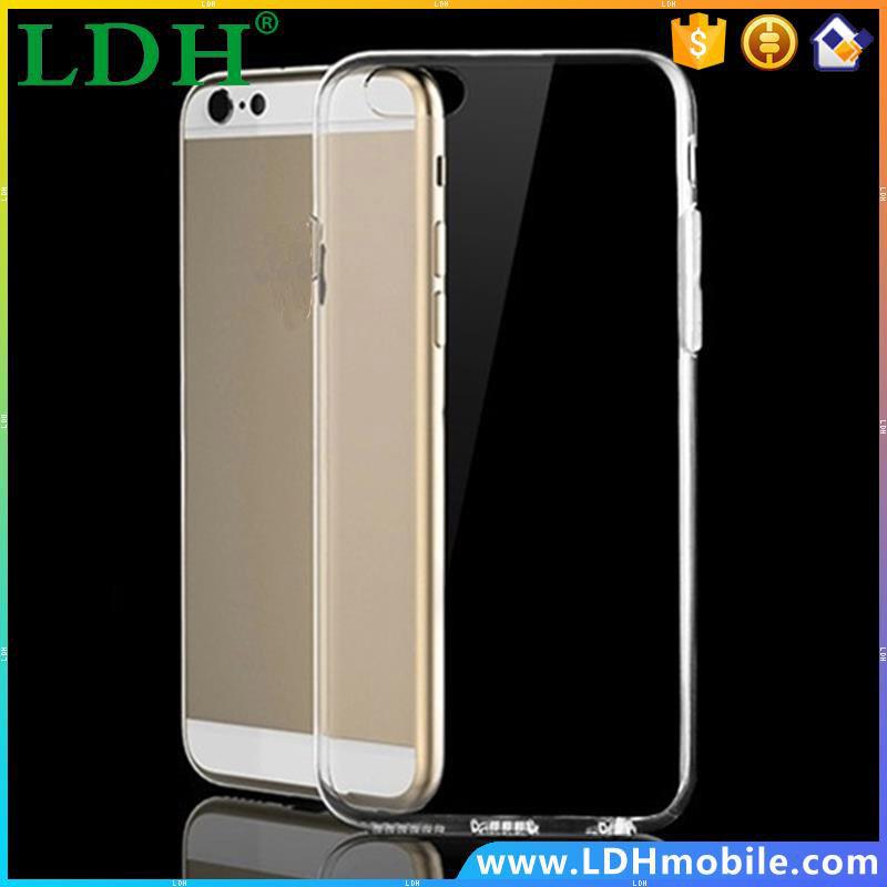 Cover Case for iPhone 4s 5s 6/6s case For iPhone 6plus case Plus Ultra Thin Soft TPU Gel Transparent Crystal Clear Silicon coque