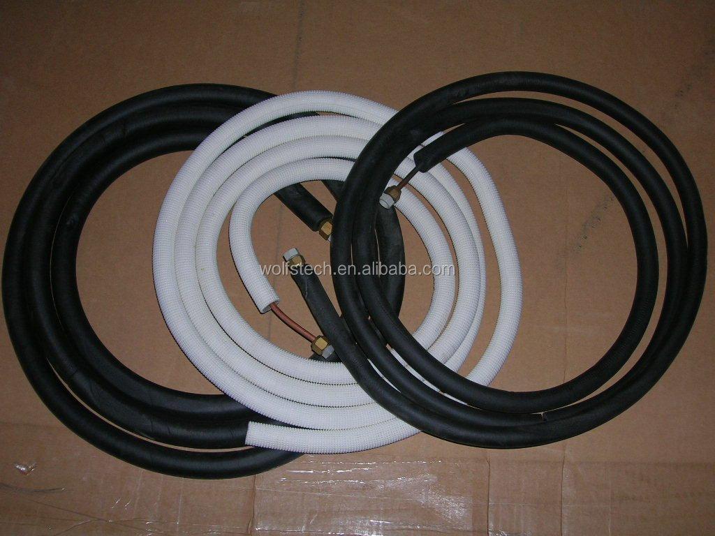 Metano gpl pvc tubo di rame rivestito tubi di rame id for Tubo di rame vs pvc