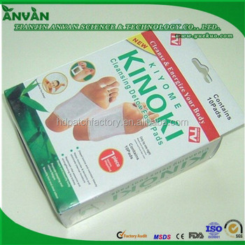 Takara Foot Patches - Detox Foot Pads