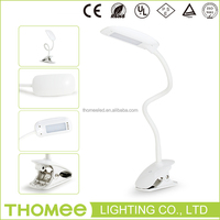 2016 New design 3-level dimming brightness eye protection led portable luminaire table lamp