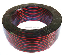 22 Gauge Red and Black Speaker Wire for Car Audio