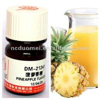 Pineapple Flavour essence enhancer in drinking