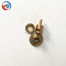 Small CNC components wood turning pen kit brass casting parts