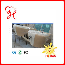 HC3007 electrical pedicure spa for nail salon&beauty supplier wooden foot spa tub salon pedicure spa