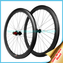 China factory 700c carbon fiber bicycle wheels Road bicycle wheels Tubular/clincher carbon bicycle wheelset 60mm carbon road