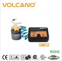 VOLCANO high quality tire repair system, tire inflator with sealant