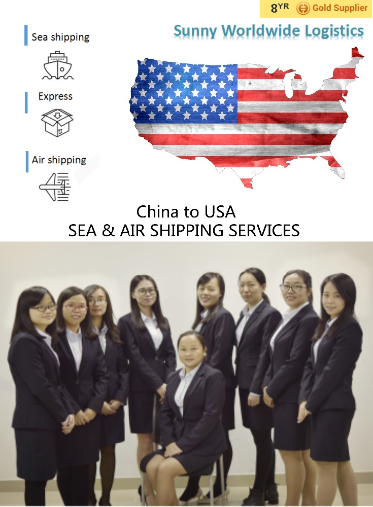 garment air shipping to USA LAX JFK los angeles Newyork airport