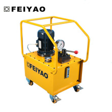FEIYAO 5.5 kw motor driven hydraulic pump