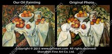 Hot selling high quality Cezanne oil painting