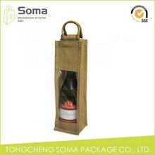 Top grade oem drawstring mobile phone jute bags