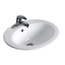HS-F0011 unbreakable wash basin/ chinese porcelain ceramic sink/ italian design bathroom sink