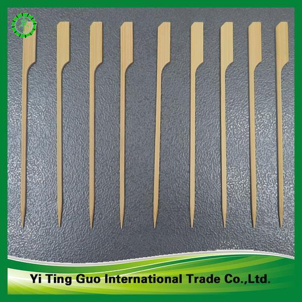 Cheap bbq bamboo skewers teppo kushi made in China