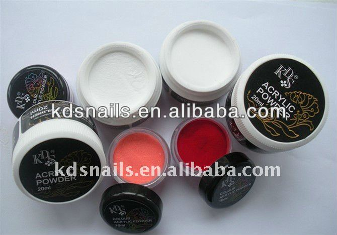 acrylic nails beauty supplies of white acrylic powder
