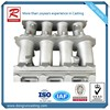 Customized Precision Casting Products Aluminum Alloy