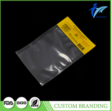 Clear Opp Plastic Poly Bag Printing