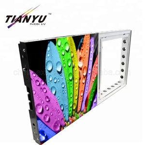 high quality led panels indoor advertising led display screen, flexible led screen, programable led video wall