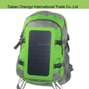 High quality hiking solar backpack for mobile power supply