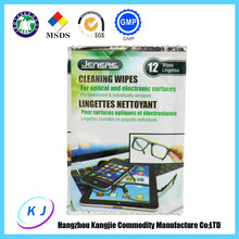 Mobile Phone Screen cleaning Cloth Wet Wipes
