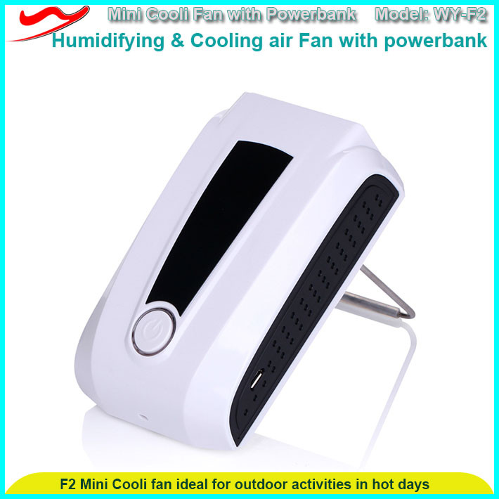 WY-F4 rechargeable handheld portable mini electric solar powered outdoor fans