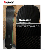 OEM high quality carbon fiber snowboard