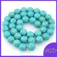 natural stone beads turquoise beads bulk wholesale yiwu china jewelry accessories