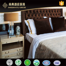 5 star Luxury hotel modern president bedroom furniture