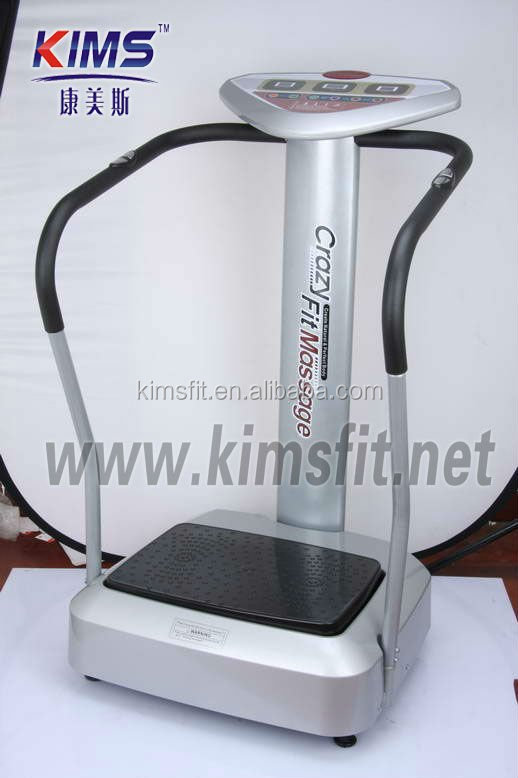 Oscillation Plate/Body vibration plate , CE/TUV/ROHS approval