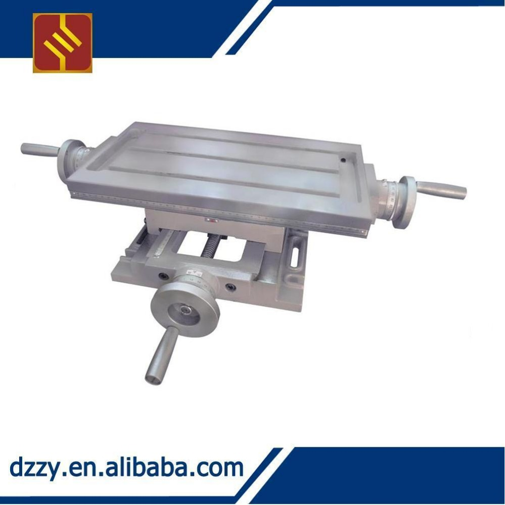 AKP Cross Working Table for Milling and Drilling Machine