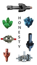 Honesty all size assembly bit/assembly rock bit/Reaming drill bit