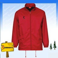 JHDM-3715-4 foldable waterproof rain jacket