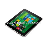 "9.7"" Tablet Digitizer 32gb 3G GSM Windows Tablet"