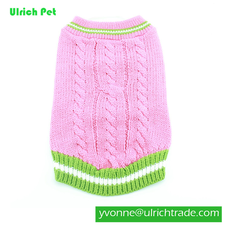 M213 hot sale 2017 new dog sweaters for large dogs