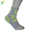 2017 high quality Custom factory Bamboo charcoal elastic fiber compression support lightweight ankle brace