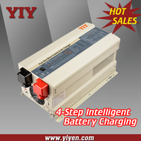 low loss 12 volt auto power inverter 12v 220v 2000w for home use