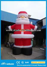 20ft Newest Outdoor Inflatable Sitting Santa for Christmas Decoration