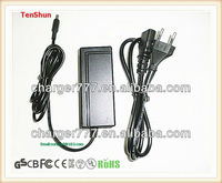 100-240v battery charger electric bike solar charger