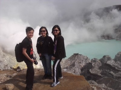 Mt Bromo and Ijen crater 3 days tour on budget