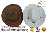 Outdoor fisherman Hat cowboy hats supply discounts plastic bead