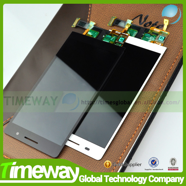 2017 100% Original New for Huawei Ascend P6 LCD and Digitizer Display with Touch Screen and Frame Assembly Alibaba China