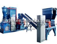 JZ-DX1000 copper wire recycling plant