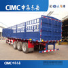 CIMC Tri Axles Fenced Semi Trailer